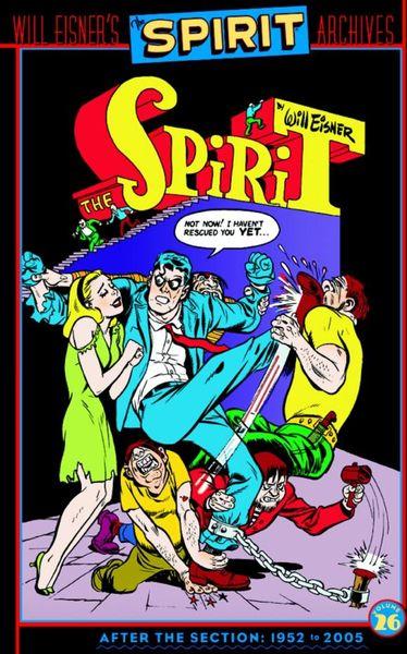 Spirit Archives Vol. 26 spirit