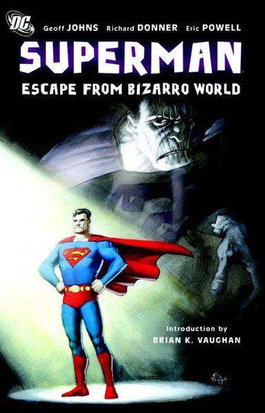 amulet 6 escape from lucien Superman: Escape From Bizarro World SC