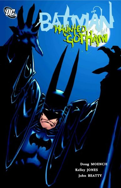 Batman: Haunted Gotham batman gordon of gotham