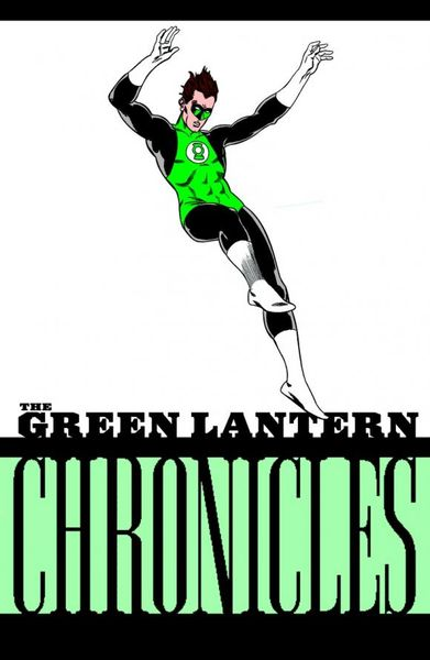 The Green Lantern Chronicles: Volume 1 green lantern v3 the end