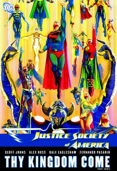 Justice Society of America: Thy Kingdom Come, Part 3 френч пресс 0 85 л vitesse thor vs 1660