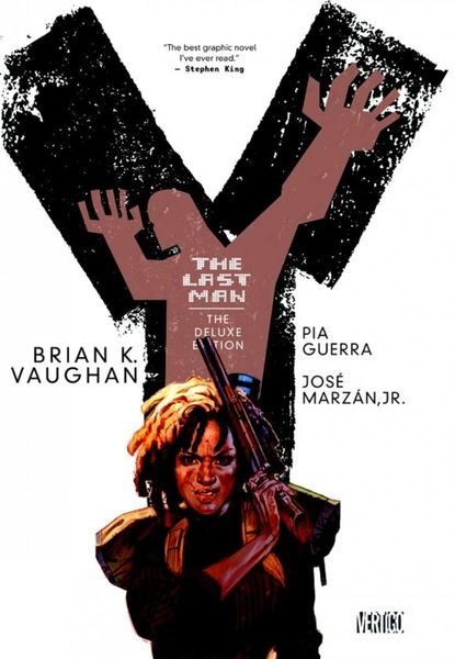 Y The Last Man Deluxe Edition Book Two the invisibles the deluxe edition book four