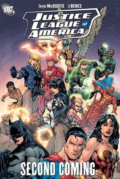 Justice League of America: The Second Coming justice league of america the silver age vol 3