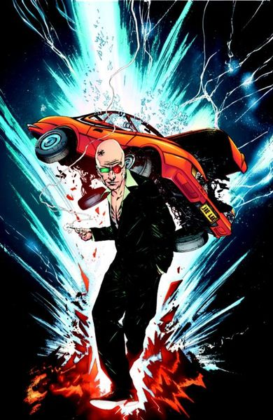 Transmetropolitan Vol. 3: Year of the Bastard last templar vol 3 the the sunken church