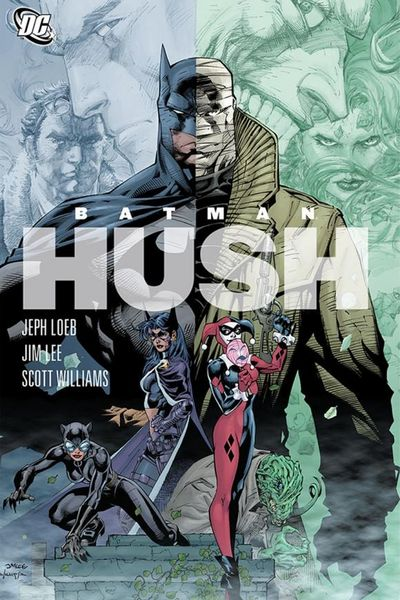 Batman: Hush the batman adventures volume 2