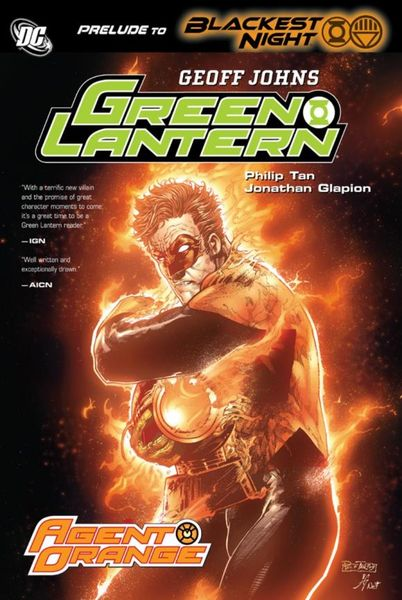 Green Lantern: Agent Orange green lantern v3 the end