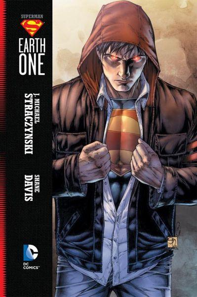 Superman: Earth One superman earth one vol 3