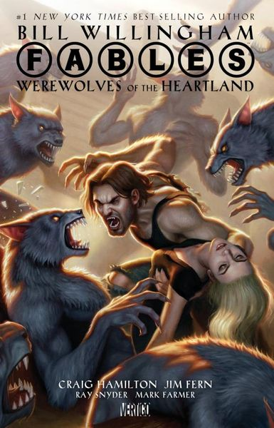 Fables: Werewolves of the Heartland fables volume 11 war and pieces