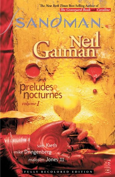 The Sandman Vol. 1: Preludes & Nocturnes (New Edition) gaiman neil sandman vol 06 new ed
