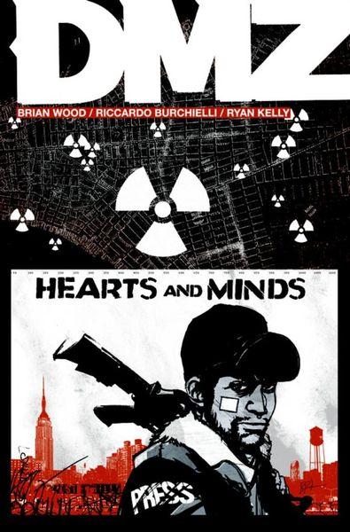 DMZ Vol. 8: Hearts and Minds цена и фото