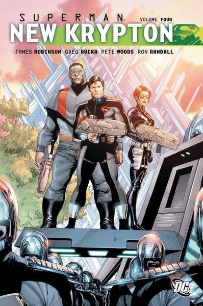 Superman: New Krypton Vol. 4 lobdell scott superman vol 4