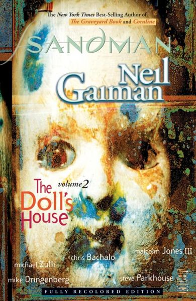 The Sandman Vol. 2: The Doll's House (New Edition) gaiman neil sandman vol 06 new ed