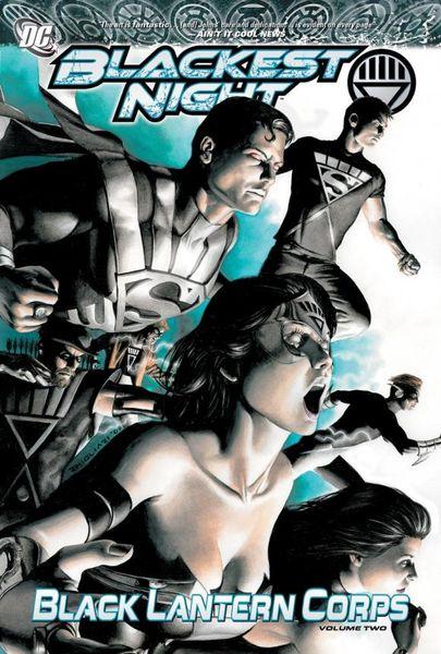 Blackest Night: Black Lantern Corps Vol. 2 blackest night black lantern corps volume 2