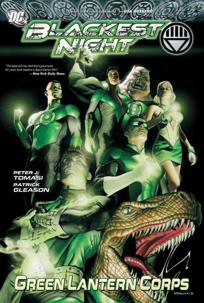 Blackest Night: Green Lantern Corps blackest night black lantern corps volume 2