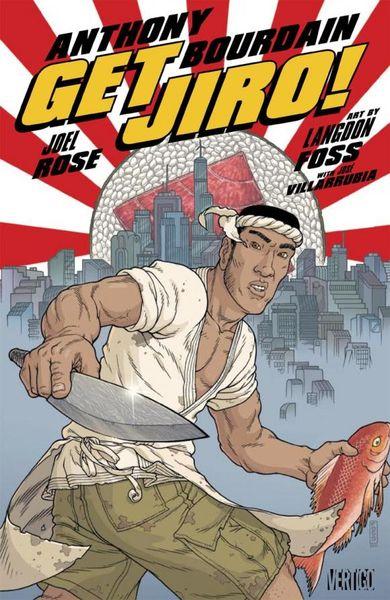 Get Jiro! набор кухонных ножей vine jiro