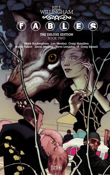 Fables: The Deluxe Edition Book Two the invisibles the deluxe edition book four