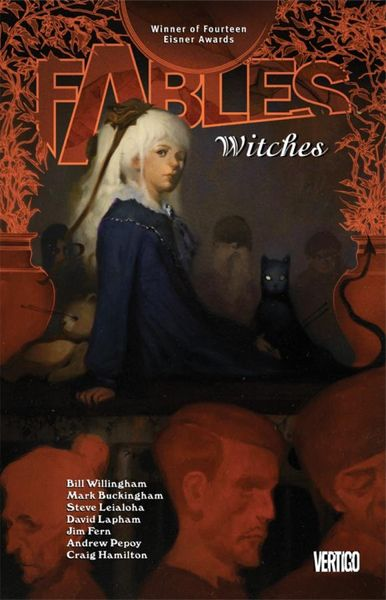 Fables: Volume 14: Witches deadpool monkey business volume 4