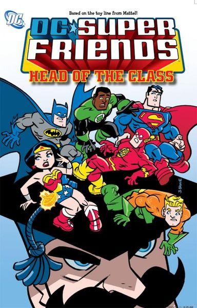 Super Friends Vol. 3: Head of the Class sholly fisch super friends vol 3 head of the class