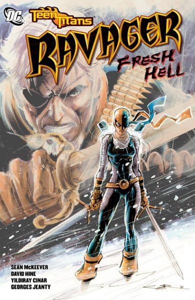 Teen Titans: Ravager - Fresh Hell tiny titans vol 01