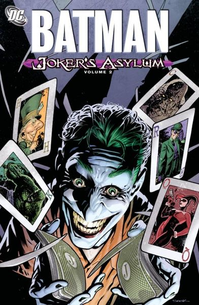 Batman: Joker's Asylum: Volume 2 batman 66 volume 4