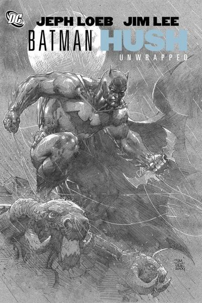 Batman: Hush Unwrapped Deluxe купить