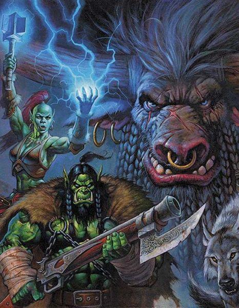 World of Warcraft: Bloodsworn кружка world of warcraft horde logo