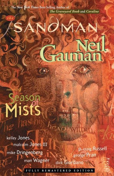 The Sandman Vol. 4: Season of Mists bryan q miller smallville season 11 vol 5 olympus