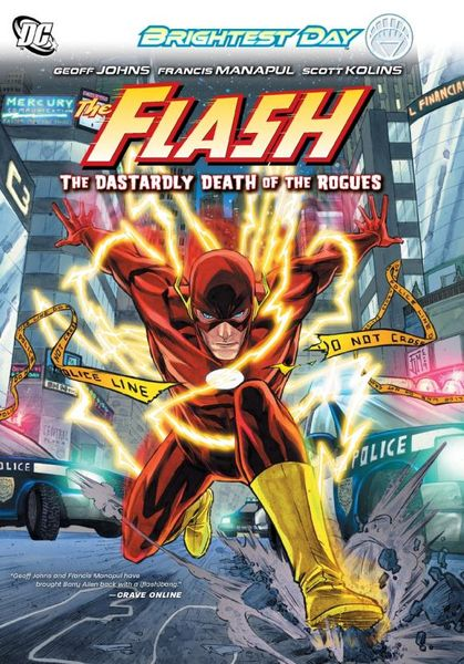 Flash Vol. 1: The Dastardly Death of the Rogues! edwards eve the rogues princess