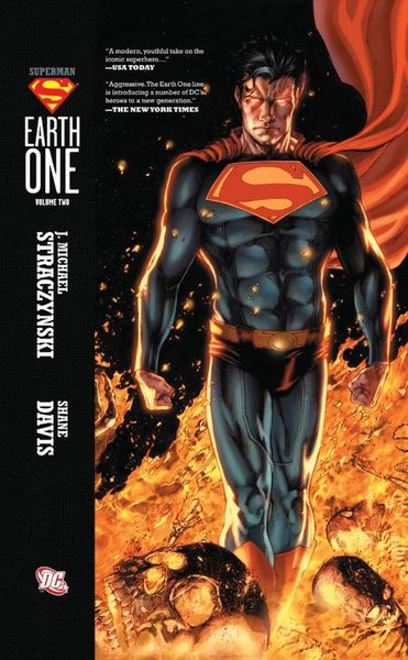 Superman: Earth One Vol. 2 earth 2 society vol 4 life after death