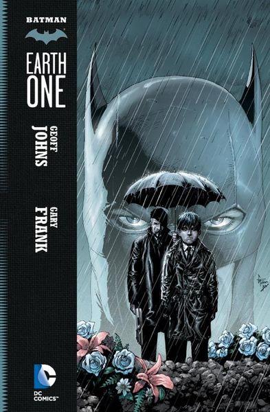 Batman: Earth One блесна зимняя aqua штык