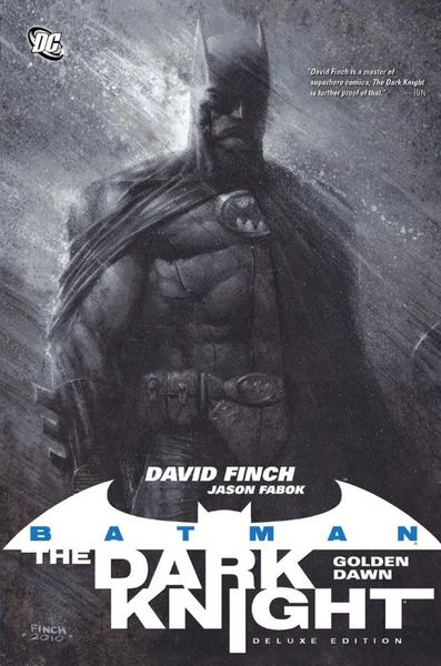Batman: The Dark Knight Vol. 1: Golden Dawn (Deluxe Edition) batman the golden age vol 4