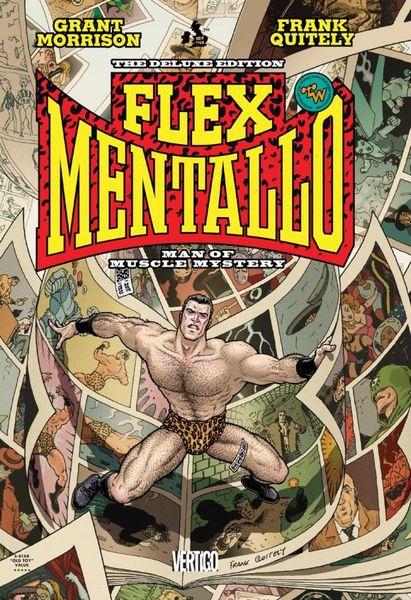 Flex Mentallo: Man of Muscle Mystery Deluxe набор для сборки машинки s2 muscle car deluxe modarri
