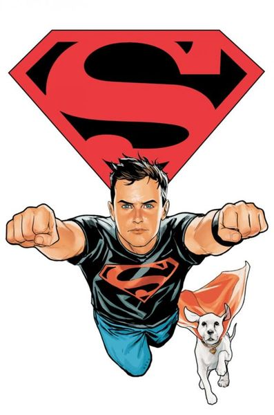 Superboy Vol. 1: Smallville Attacks bryan q miller smallville season 11 vol 5 olympus