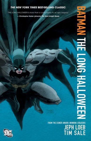 Batman: The Long Halloween catwoman when in rome