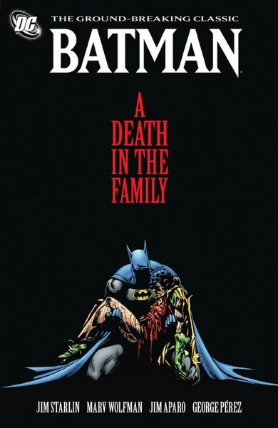 Batman: A Death in the Family death on blackheath