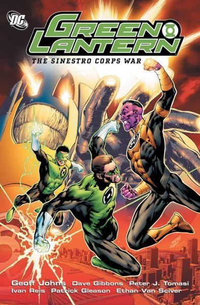 Green Lantern Sinestro Corps War gl tales of sinestro corps
