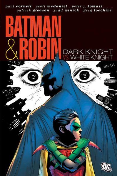 Batman & Robin: Dark Knight Vs. White Knight batman dark knight volume 3 mad