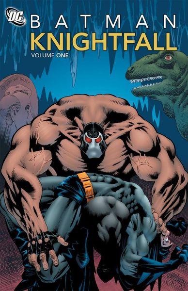 Batman: Knightfall Vol. 1 inhuman vol 1
