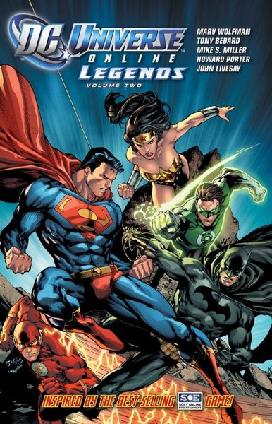 DC Universe Online: Legends: Volume 2 alan moore kevin o neill the league of extraordinary gentlemen volume 2