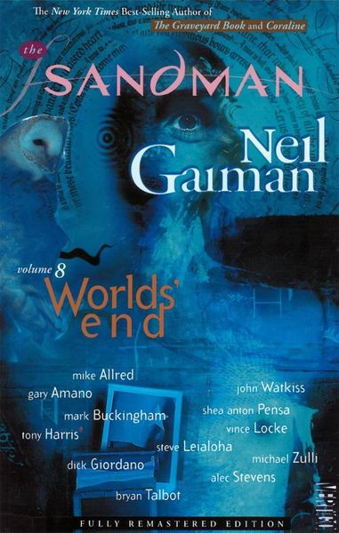 The Sandman Vol. 8: World's End samuel richardson clarissa or the history of a young lady vol 8
