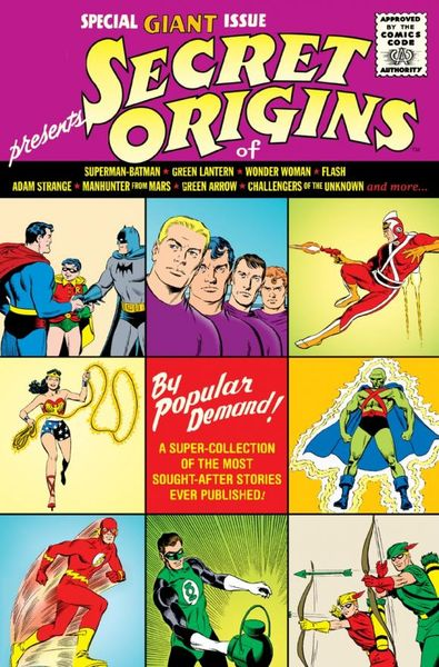 DC Universe Secret Origins stephen pincock the origins of the universe for dummies
