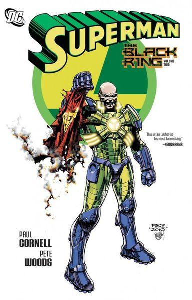 Superman: The Black Ring Vol. 2 superman vol 2 return to glory