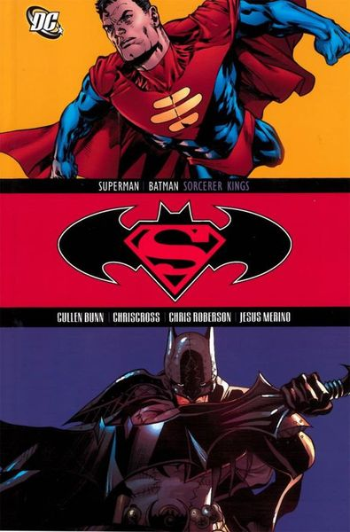 Superman/Batman: Sorcerer Kings superman