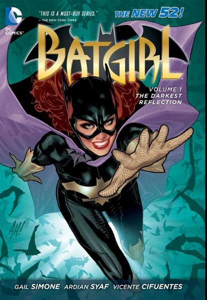 Batgirl Volume 1: The Darkest Reflection a new lease of death