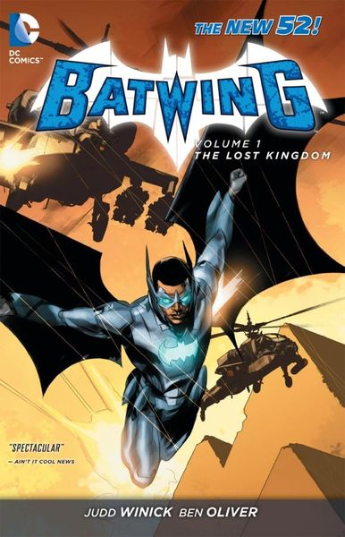 Batwing Vol. 1: The Lost Kingdom (The New 52) lament of the lost moors vol 4 kyle of klanach