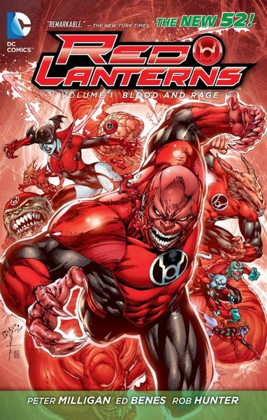 Red Lanterns Vol. 1: Blood and Rage (The New 52) new lone wolf and cub vol 5