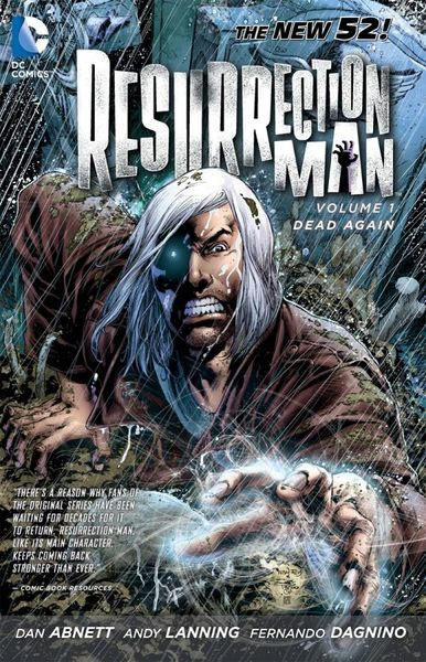 Resurrection Man Vol. 1: Dead Again (The New 52) malevolent creation dead man s path lp cd