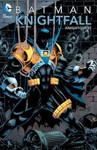 Batman: Knightfall: Volume 2: Knightquest batman and robin vol 2 pearl the new 52