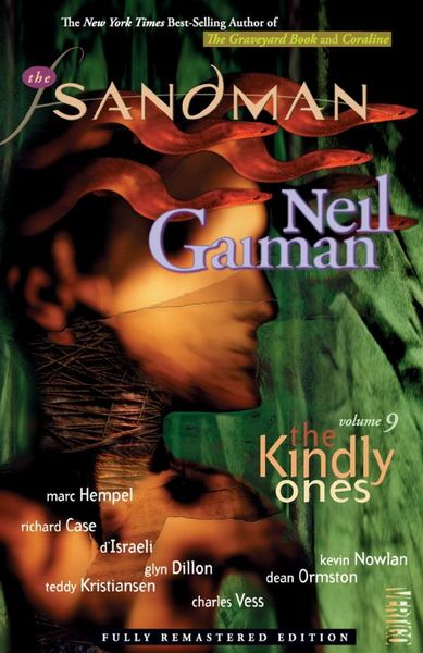 Sandman Vol. 9: The Kindly Ones (New Edition) gaiman neil sandman vol 06 new ed