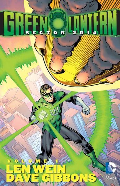 Green Lantern: Sector 2814 Vol. 1 аксессуар чехол sony xperia xzs brosco black xzs book black
